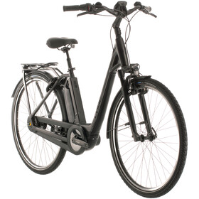 Cube Town Hybrid EXC 500 Easy Entry, black edition